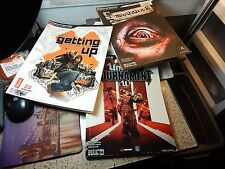 3-Mixed LOT-BradyGames Xbox,PC,CD Rom Game Guide Strategy Cheat Booklets