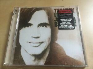 Jackson Browne ‎– The Very Best Of Jackson Browne 2 x Cd 'Best Of' (2004)