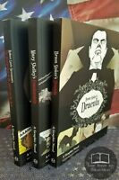 NEW Graphic Novels: Frankenstein (Shelley), Dracula (Bram Stoker), Jekyll Hyde