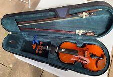 Akustische Violine  1/8Geige Set Wolf mit Koffer und Bogen
