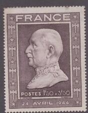 France 1944 #B175 Marshal Pétain - MH
