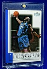 KEVIN GARNETT UPPER DECK RESERVE SP RARE HALL OF FAME