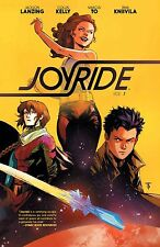 Joyride Volume 1 GN Jackson Lanzing Collin Kelly Marcus To Boom! New NM