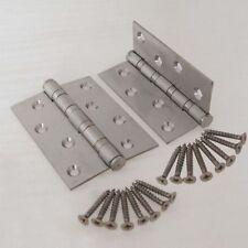 Bisagras de color principal plata para puertas