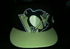 nhl pittsburgh penguins Hat Cap Snapback 47 Brand Mens