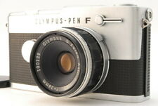 【Exc+5】Olympus Pen FT 35mm Film Camera 38mm F2.8 Lens From JAPAN #1548