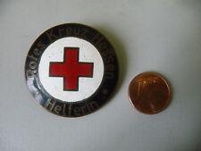 Abzeichen Dienstbrosche Rotes Kreuz Hessen Helferin