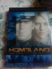 """Homeland"" - The Complete First Season , 4 disc DVD boxset"