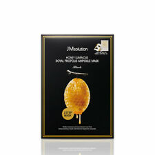 [JM Solution] Honey Luminous Royal Propolis Mask (1pack/10ea)