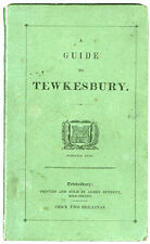 1835 - A Tewkesbury Guide - rare - very good copy.
