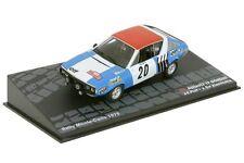 Renault 17 Gordini - Piot - Rallye Monte Carlo 1975 - 1:43 AL 1975-MC-020i