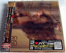 Janet Jackson - 20 Y.O. (2006) JAPAN CD + DVD DELUXE EDIT Box Set NEW years old