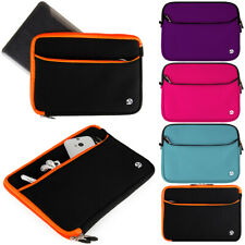 "VanGoddy Neoprene Tablet Sleeve Pouch Case Cover Carry Bag For 10.2"" Apple iPad"