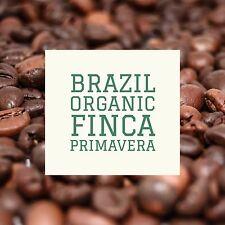 Fresh Roasted Coffee Beans - Organic Brazil Finca Primavera 1 pound