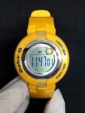 C asio Baby-G BG-1200 Ladies Orange  Multi-function Digital Sport Watch