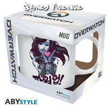 "OVERWATCH - Mug - 320 ml - ""D.VA"" - subli - avec boîte - Hauteur 11cm"