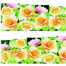 Fullcover Nagel Sticker Nail Art Wrap Nagelsticker Blume Blüte Nageldesign