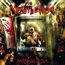 Destruction - Inventor of Evil [New CD]