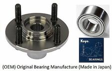 2001-2003 Toyota Prius Front Wheel Hub & (OEM) (KOYO) Bearing Kit Assembly
