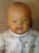 "VTG Madame Alexander ""Sunbeam"" SOFT PLASTIC Baby Doll, Cloth Body, 1953-54"