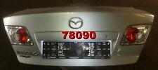 Heckklappe   Mazda 6 Stufenheck  2,0 104/141 EZ:09.02(78090)