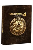 Uncharted 4: A Thief's End - Special Edition [PlayStation 4 PS4, Adventure] NEW