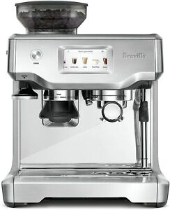 Brand New - Breville Barista Touch Espresso Maker Stainless Steel Work From Home