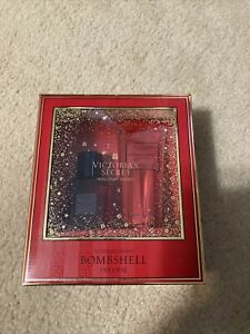 Victoria's Secret Fine Fragrance Duo BOMBSHELL INTENSE Holiday 2020 Boxed set