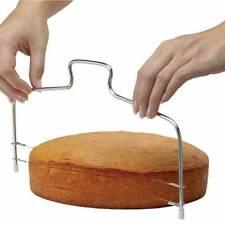 Cake Cutter Leveller Slicer Decorating Wire Slicer Cutting Decorator Tool Steel