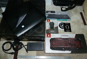 ALIENWARE X51 R3 GAMING PC i7 6700 16GB 256GB M2 SSD 2TB HDD 2GB GTX 960 NVidia
