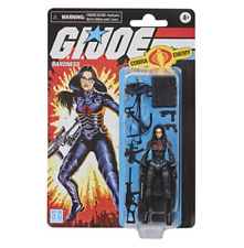 G.I. Joe Retro Baroness Toy  Collectible with Accessories **PRE-ORDER**