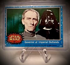 1977 STAR WARS #64 - Governor of Imperial Outlands - 1st Series (Blue)