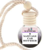 Sauvage Car / Home Air Freshener Scent Perfume Car Aroma DESIGNER