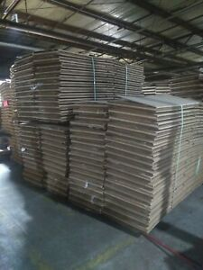"""Used Gaylord Boxes 48"""" x 40"""" x 24"""" 3 ply/wall Full Top and Bottom Flaps"""
