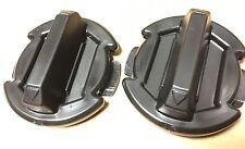 14-17 POLARIS RZR XP 1000 & XP-4 & 900 /S -- FLOOR DRAIN PLUGS x2  (pair)