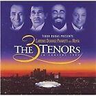 Three Tenors in Concert - Carreras - Domingo - Pavarotti - CD Album 1994