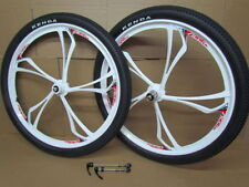 Mountain Bike Bicycle Wheelsets (Front & Rear) 9 Speed