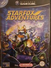 Starfox Adventures Nintendo GameCube [2002] PAL juego probadas y completa