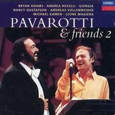 Pavarotti & Friends 2 CD