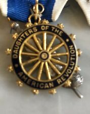 daughters of the american revolution pin Official Insignia