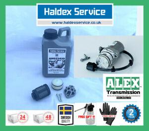 genuine Audi VW SEAT Skoda Haldex AWD 4 gen pump+filter oil kit