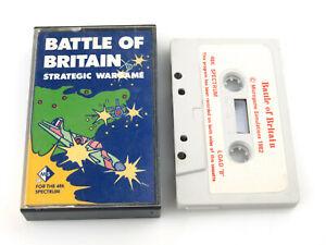 Battle of Britain - Sinclair ZX Spectrum - (Microgame Simulations, 1982)