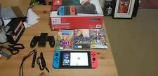 Nintendo Switch   3 games barely used