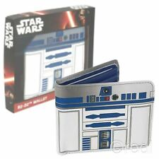 New Star Wars R2-D2 Boxed Bi-Folding Wallet Droid Official
