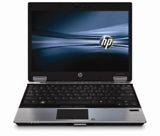HP EliteBook 2540p Intel i5 M540 2.53Ghz 4Gb Ram 250Gb HDD DVD-RW Win 7 Pro 12.1