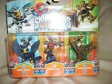 Skylanders Giants: Triple Toy Packs -Sprocket, Sonic Boom 2, Stump Smash 2