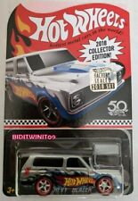 HOT WHEELS 2018 COLLECTOR EDITION '70 CHEVY BLAZER MAIL IN FACTORY SEALED