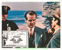 CHINATOWN LOBBY CARD size 11x14 Inch MOVIE POSTER MEXICAN SET 74 JACK NICHOLSON
