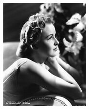 FRANCES GIFFORD great Paramount portrait still - (d718)