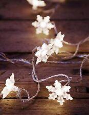 Ikea Strala Schneeflocke für Led Lichterkette 12 Stück Dekoration Leuchte Deko